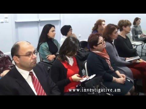 Անչափահասների իրավունքների պաշտպանությունը Քննչական կոմիտեի ուշադրության կենտրոնում (Տեսանյութ)
