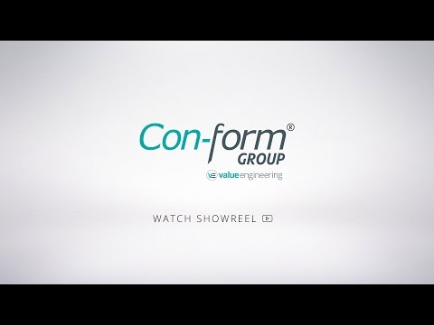 Con-form Group Showreel - The Benefits of Value Engineering