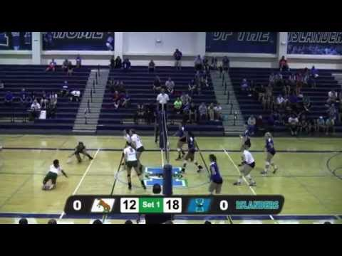 Islanders Volleyball opens Southland Conference play