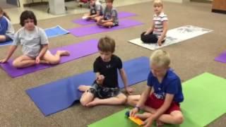 Video FUNky Kids Yoga Affirmations MP3, 3GP, MP4, WEBM, AVI, FLV Desember 2018