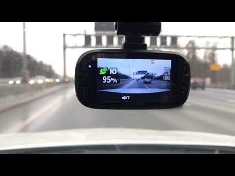 ACV GX5000 видеорегистратор с GPS информатором
