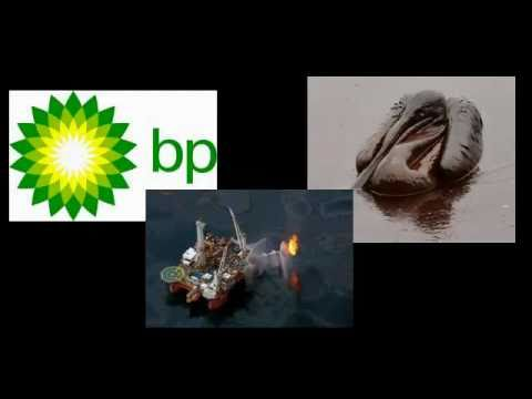Huggy Lowdown Audio:  BP Oil Spill