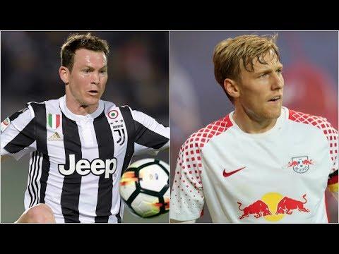 Arsenal Make Moves For Stephan Lichtsteiner & Emil Forsberg!   AFTV Transfer Daily