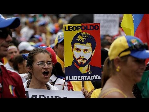 Βενεζουέλα: Διαδηλώσεις για την απελευθέρωση πολιτικών κρατουμένων