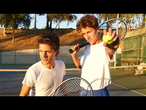Terrible Tennis Players