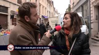 Chalon-sur-Saone France  city photos : Chalon-sur-Saône : au nom du porc et de la laïcité - Hoax Man
