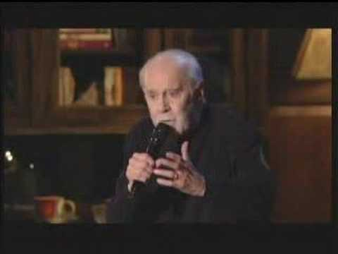 rights - George Carlin speaking the truth and poking some fun at it. comedy bill hicks totalitarian goverment congress cheney hillary clinton barack obama john mccain...