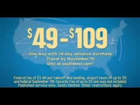 Southwest Airlines Commercial #4