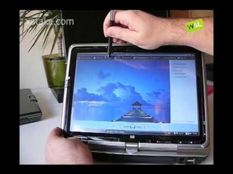 Tablet PC HP Pavilion TX 1040