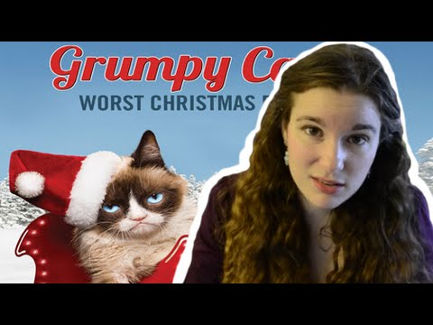 Grumpy Cats Worst Christmas Ever REVIEW (Pixie Talks: Review Vlog!)