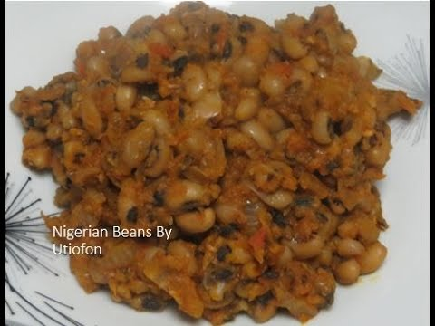 How To Cook Nigerian Beans | Easy Way Of Making Beans