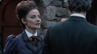 🚨 SPOILER ALERT! In this preview clip from Extremis The Doctor comes face-to-face with Missy, but what danger are they in this time? Subscribe for more exclu...