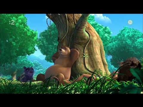 Kniha džunglí Dvaja za cenu jedného