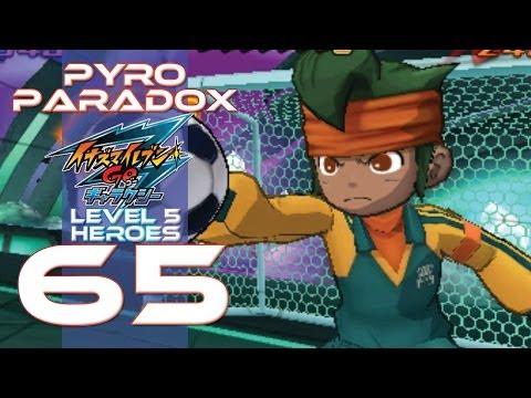 Inazuma Eleven Go 3 Galaxy Pyro Paradox Episode 65