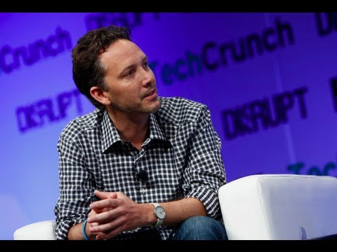 Mailbox's Gentry Underwood | Founder Stories at Disrupt NY 2013