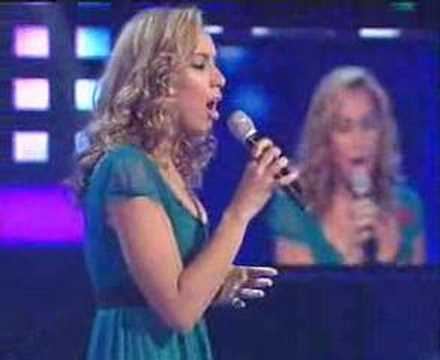 Leona Lewis – Sorry seems to be the hardest word