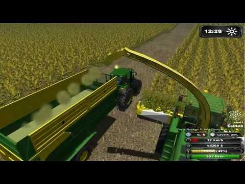 John Deere WIP Mods Farming Simulator 2011