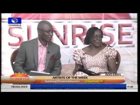 I Promoted Nigeria And Ekiti Through Performing Arts-- Jimoh Aliu