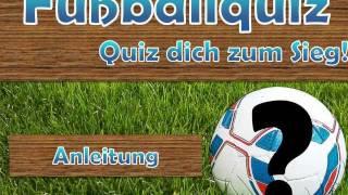 Fußball Quiz YouTube-Video