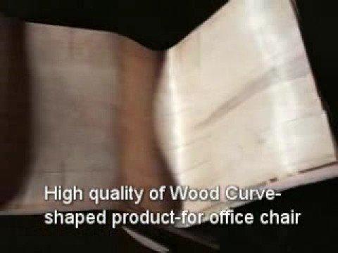Изгибание, клиение древесины