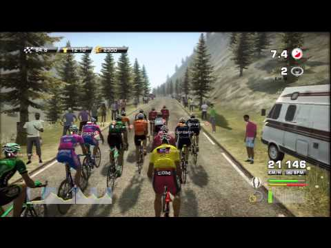 Le Tour De France - UDPDATE ! - This video was made to show gameplay in one stage. I have started a new Tour with RadioShack-Nissan-Trek where i record every stage, and see how ...
