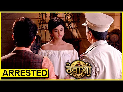 Devanshi Gets ARRESTED And SAVES Vardaan From POLI