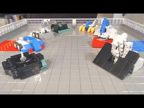 Lego Battlebots Season 3 Episode 6