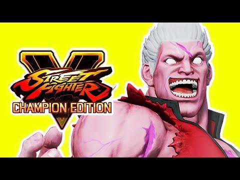 M.Bison COSTUMES - Street Fighter V