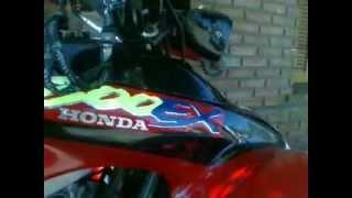 9. Honda TRX 300 ex