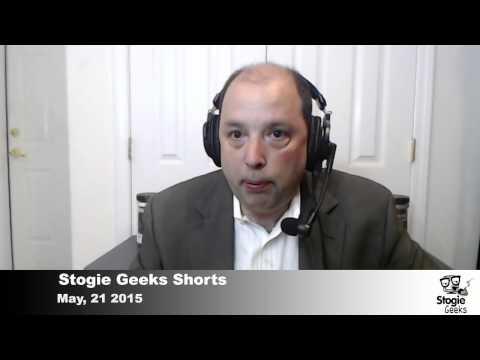 Stogie Geeks Shorts: La Aurora Preferidos Cameroon Corona