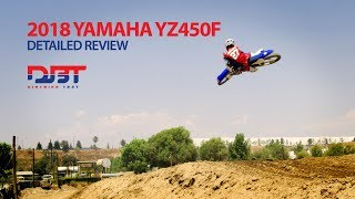 3. 2018 Yamaha YZ450F Detailed Review