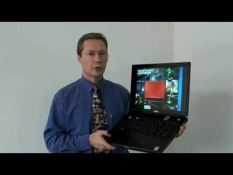Presentation of Dell's new mobile workstation Precision M6500