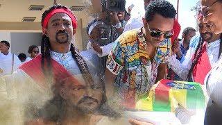 የሹሩባዉ መልስ የአፄ ቴዎድሮስ ሹሩባ ፀጉር አቀባበል/EBS Special Aste Tewodros