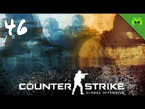 COUNTERSTRIKE # 46 - Voll einsatzerprobt «»  Let's Play Counterstrike GO | HD