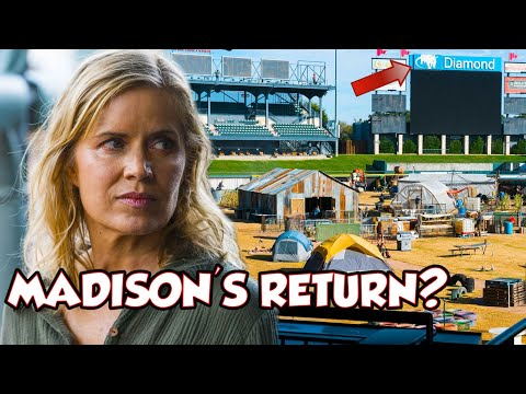 Fear the Walking Dead Season 7 News - Filming at the Stadium & Madison's Return?
