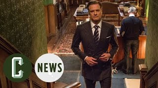 Kingsman 2 Star Colin Firth Comments on His Return   Collider News by Collider