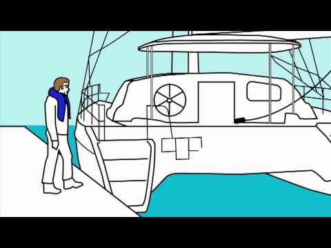 Animation Degrees - 7 Degrees West is Scotland's premier luxury catamaran charter service. Muckle Hen made them a lovely, simple animation to use as a safety briefing for the gu...