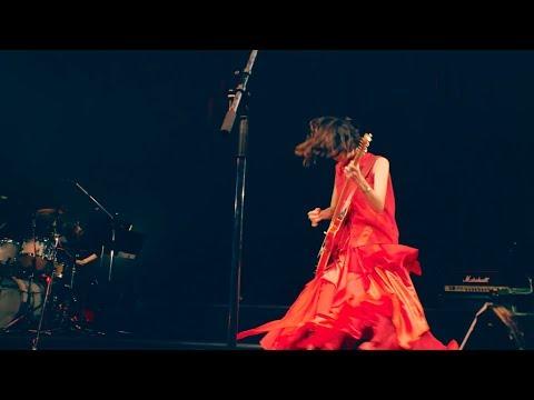 黒木渚「フラフープ」LIVE at TSUTAYA O-EAST 2017.09.24