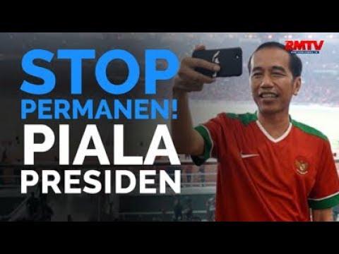 Stop Permanen Piala Presiden!