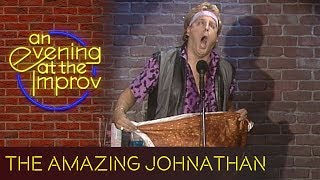 The Amazing Johnathan - An Evening at the Improv