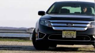 2011 Ford Fusion Test Drive&Car Review