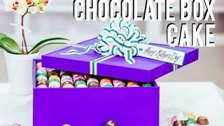 Video How to Make a Box of Chocolates CAKE for MOTHER'S DAY! Handmade chocolates, buttercream & ganache! MP3, 3GP, MP4, WEBM, AVI, FLV September 2018