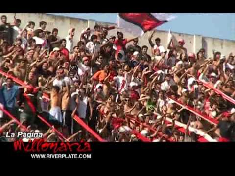 Video - Esta es la banda de River Plate - Los Borrachos del Tablón - River Plate - Argentina