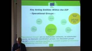 The EU Agriculture Knowledge and Innovation System (AKIS)