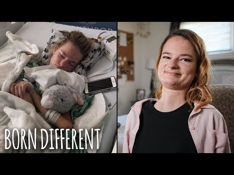 A Stroke Stole My Voice | BORN DIFFERENT