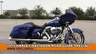 6. New 2015 Harley Davidson Road Glide Special Review