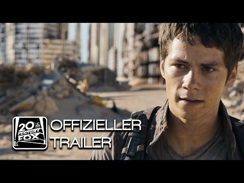 Maze Runner - Die Auserwählten in der Brandwüste | Trailer 2