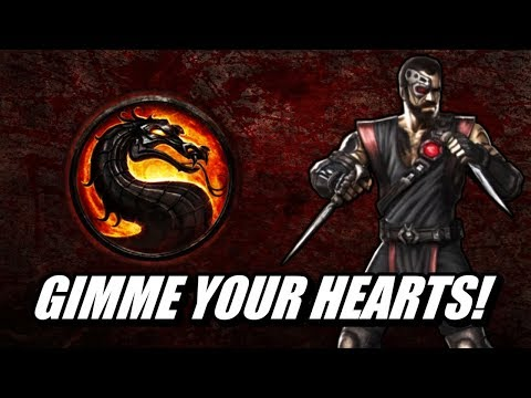 GIMME YOUR HEARTS! - Mortal Kombat 9: Online Matches With Kano (1080P/60FPS)