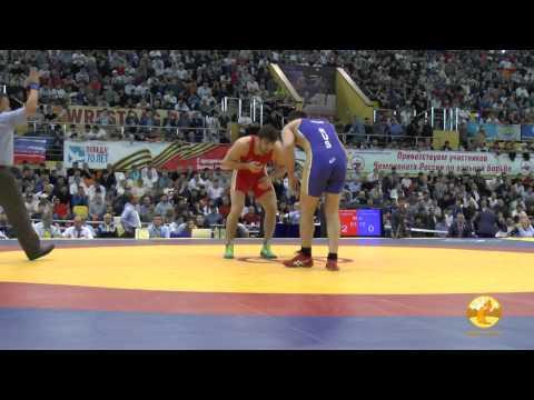 97KG s, Abdusalam Gadisov vs Adlan Ibragimov