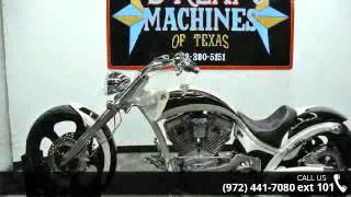 4. 2007 American Ironhorse Slammer EFI  - Dream Machines of ...